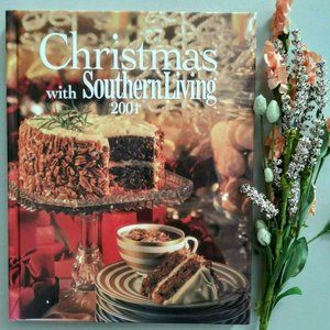 Christmas With Southern Living 2001 Cookbook